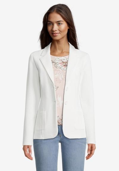 Betty Barclay Blazer in weiß, Modelansicht
