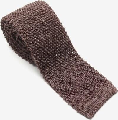 Baldessarini Krawatte in One Size in braunmeliert, Produktansicht