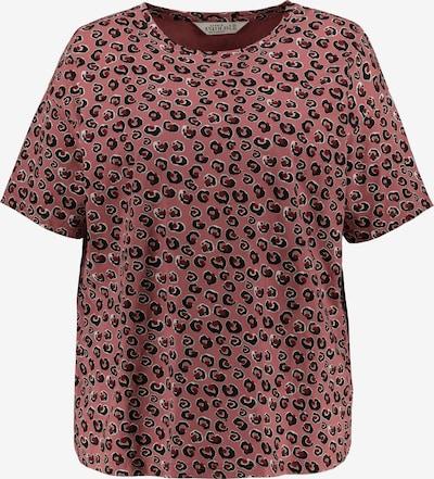 Studio Untold Shirt in altrosa / bordeaux / schwarz, Produktansicht