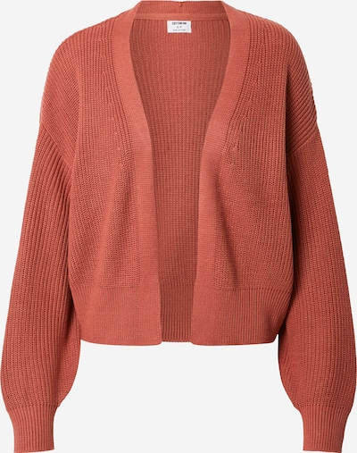 Cotton On Gebreid vest 'ARCHY SUMMER CARDI' in de kleur Koper, Productweergave