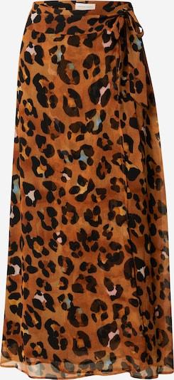Fabienne Chapot Suknja 'Bobo' u svijetloplava / konjak / limeta zelena / puder roza / crna, Pregled proizvoda
