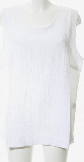 Clarina Trägertop in 4XL in weiß, Produktansicht