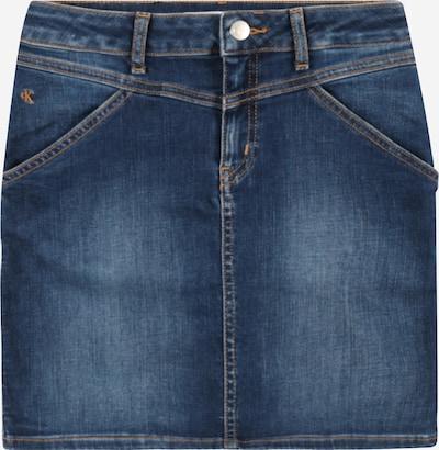 Calvin Klein Jeans Rok in de kleur Blauw denim, Productweergave