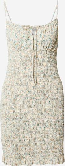 ABOUT YOU x Laura Giurcanu Robe d'été 'Lia' en mélange de couleurs, Vue avec produit
