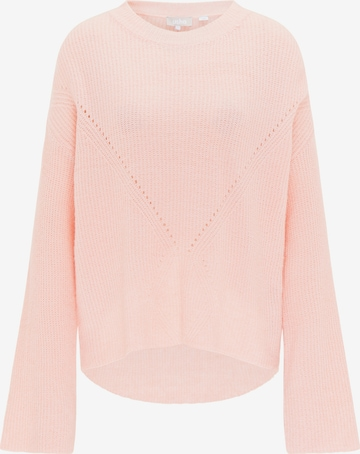 Usha Pullover in Pink
