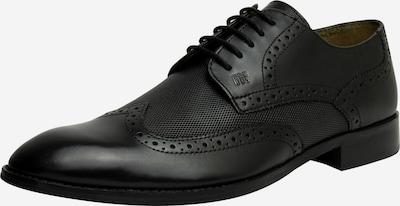 Gordon & Bros Schnürschuh 'Mirco' in schwarz, Produktansicht