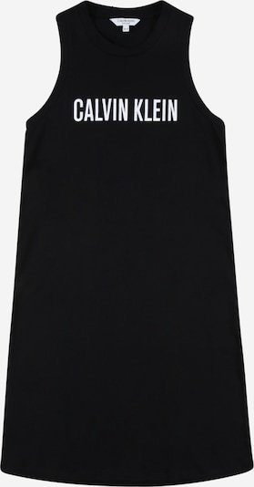 Calvin Klein Underwear Vestido en negro / blanco, Vista del producto