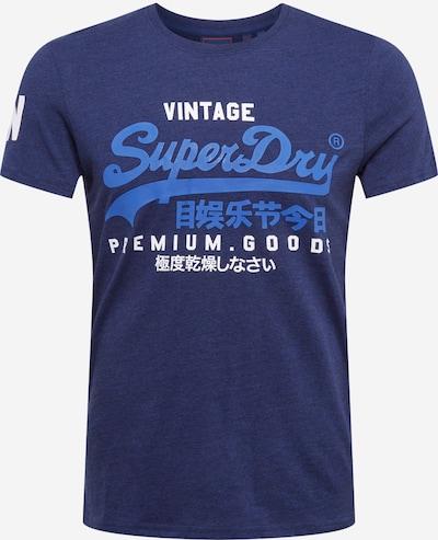Superdry Shirt in de kleur Donkerblauw, Productweergave