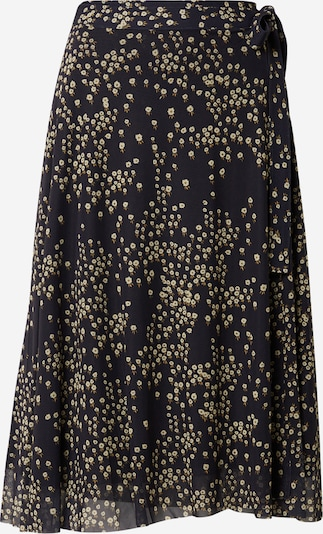SOAKED IN LUXURY Skirt 'Katrina' in Beige / Night blue / Yellow, Item view