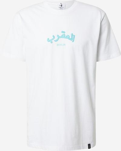 VIERVIER Shirt 'Flynn' in de kleur Wit, Productweergave
