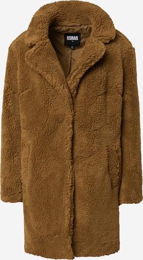 Urban Classics Manteau mi-saison 'Sherpa' en marron, Vue avec produit