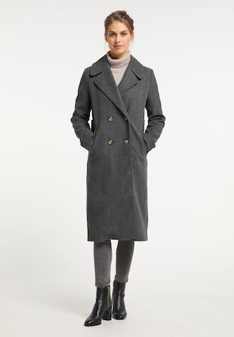 Usha Ανοιξιάτικο και φθινοπωρινό παλτό σε γκρι