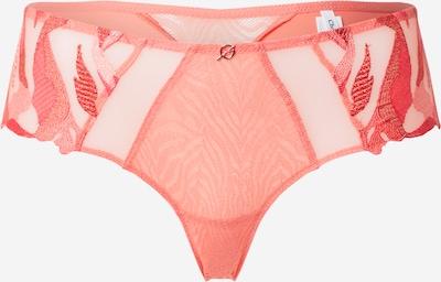 Chantelle Spodnje hlače | losos / temno oranžna barva, Prikaz izdelka