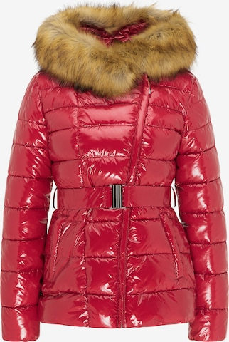 faina Winter Jacket in Pink