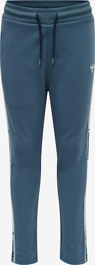 Hummel Broek 'CHUCK' in de kleur Blauw / Zwart / Wit, Productweergave