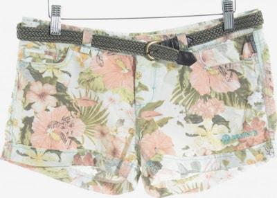 BRUNOTTI Shorts in S in hellbeige / oliv / apricot, Produktansicht