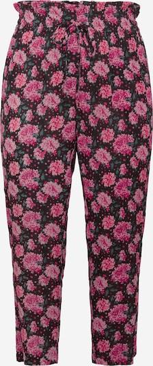SHEEGO Byxa i khaki / blandade färger / rosa / mörkrosa, Produktvy