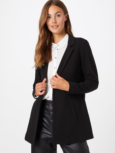VERO MODA Blazer 'EVERLEA' in schwarz, Modelansicht