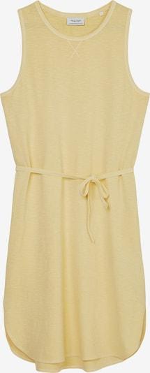 Marc O'Polo DENIM Kleid in hellgelb, Produktansicht