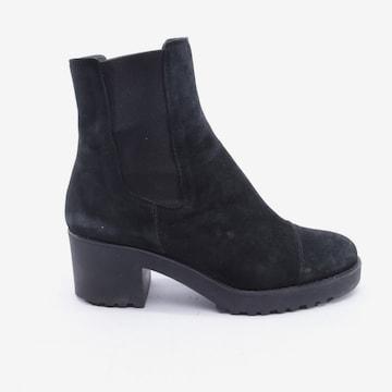HOGAN Dress Boots in 37 in Black