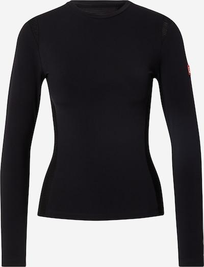EA7 Emporio Armani Shirt in Light grey / Black, Item view