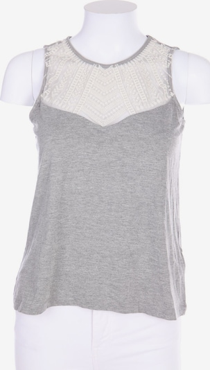 ABOUT YOU Top & Shirt in S in Ivory / Grey, Item view