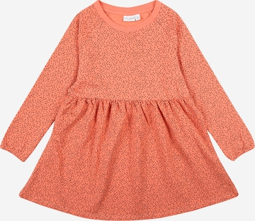 NAME IT Dress 'VOLTA' in Orange