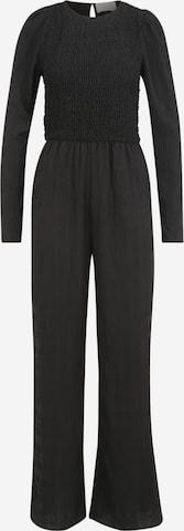 SISTERS POINT Jumpsuit 'VILBA' i svart