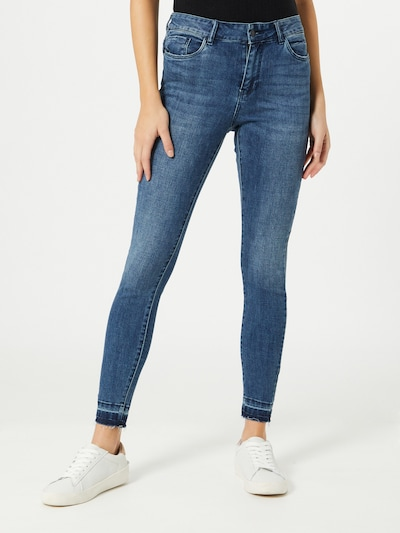 VERO MODA Jeans 'Seven' in blue denim, Modelansicht