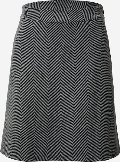 TOM TAILOR Rok in de kleur Grijs / Zwart, Productweergave