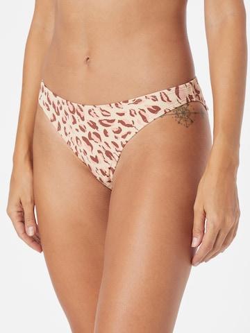 Cotton On Body Bikinihose in Brown