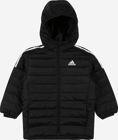 ADIDAS PERFORMANCE Outdoorjas in de kleur Zwart / Wit, Productweergave