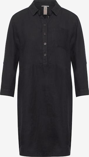 STREET ONE Blusenkleid in schwarz, Produktansicht