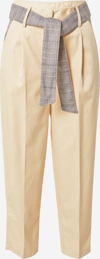WEARKND Pleat-front trousers 'Elisabeth' in beige / grey, Item view