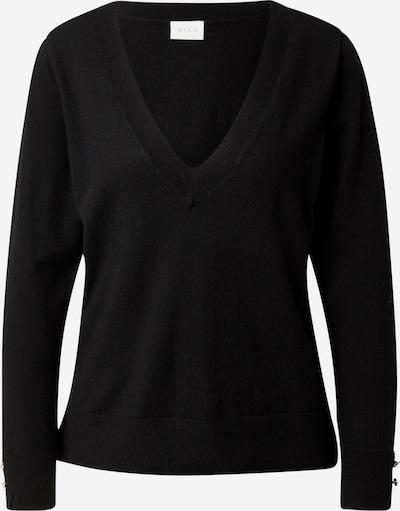 VILA Sweater 'COMFY' in Black, Item view