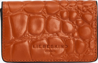 Liebeskind Berlin Πορτοφόλι 'Cardie' σε σκούρο πορτοκαλί, Άποψη προϊόντος
