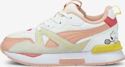 PUMA Sneakers 'PUMA x PEANUTS Mirage Mox' in de kleur Gemengde kleuren / Wit, Productweergave
