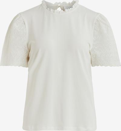VILA Shirt 'Selva' in weiß, Produktansicht