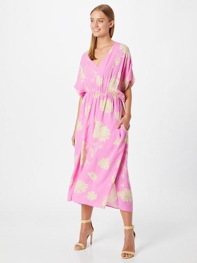 Rochie 'Andina' Samsoe Samsoe pe galben / roz, Vizualizare model