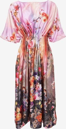 Madam-T Kleid 'Kvinta' in mischfarben / rosa / hellpink, Produktansicht