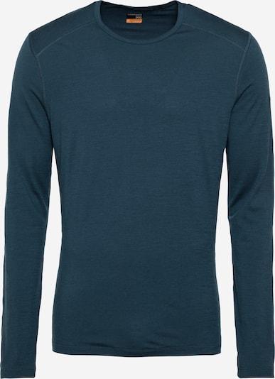 Sportiniai marškinėliai iš Icebreaker , spalva - tamsiai mėlyna, Prekių apžvalga