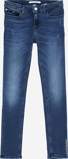 Calvin Klein Jeans Jean en bleu, Vue avec produit