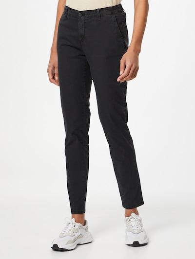 EDC BY ESPRIT Панталон Chino в черно, Преглед на модела
