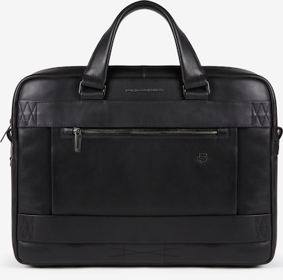 Piquadro Laptop Bag 'Obidos' in Black, Item view