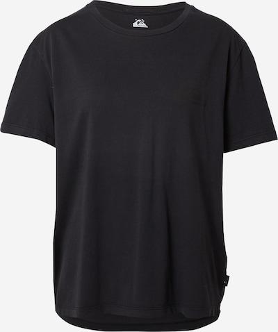 QUIKSILVER Camiseta en negro, Vista del producto