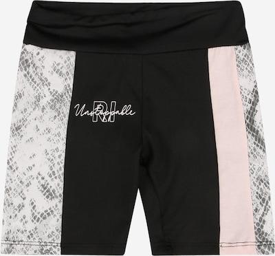 River Island Pantalon en gris clair / rose pastel / noir, Vue avec produit