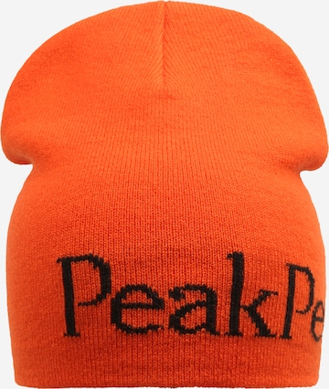 PEAK PERFORMANCE Spordimüts, värv oranž
