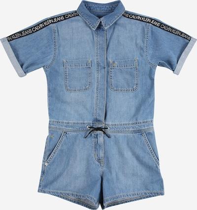 Calvin Klein Jeans Mono 'Rigid' en azul denim / negro / blanco, Vista del producto