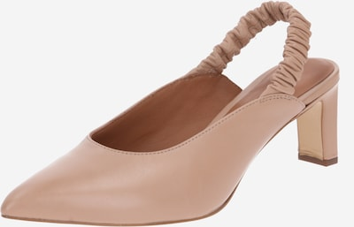 ABOUT YOU Slingback pumps 'Tuana' in Beige, Item view