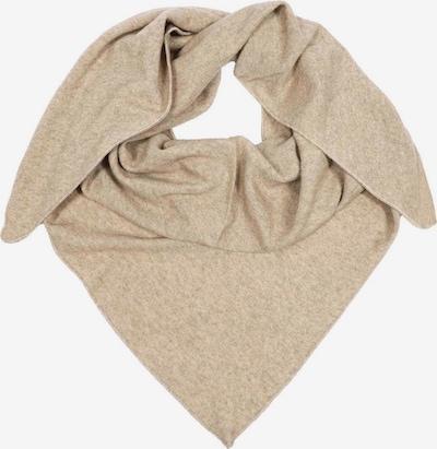 Zwillingsherz Masque en tissu en beige, Vue avec produit